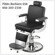 Pibbs Barbiere Barber Chair