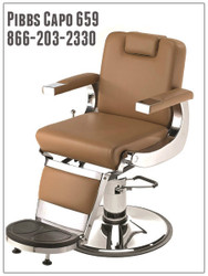 Pibbs Capo Barber Chair