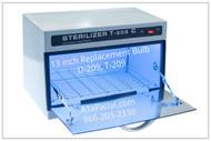 "13"" Bulb for #209 Sterilizer Cabinet"