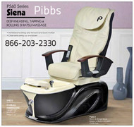 Pibbs PS60 Sienna Pedicure Spa