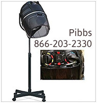 Pibbs 516 Dry Express Dryer on Casters
