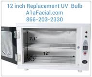 "12"" Bulb for  Sterilizer Cabinet"