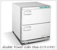 Dermalogic Dble Towel Warmer