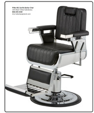 Pibbs Seville Barber Chair