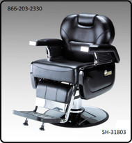 Half Price Sale on Barber Chair #BS- SH-31803    (min order of 6)