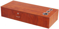 B&S Styling Stations Cherrywood Single Drawer