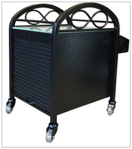 Pedicure Accessory Cart by Continuum