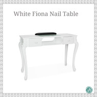 Fiona Nail table White