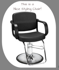 Preston Styling Chair