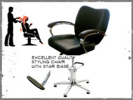BS4001 Star Base Styling Chair