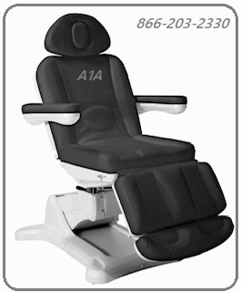 Cool Medspa Rotation Treatment Chair Charcoal Gray Bralicious Painted Fabric Chair Ideas Braliciousco
