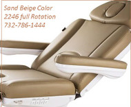MedSpa Rotation Treatment Chair Beige 2246B