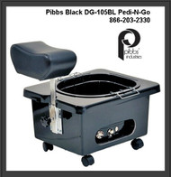 Pibbs DG105 Portable Footsie Pedicure Spa