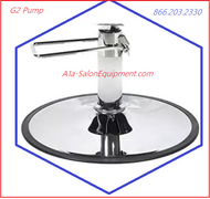 Replacement Hydraulic Pump with Round Base