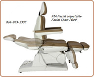 Electric Facial Bed Beige