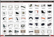 BS Brand Salon Shampoo Chairs and Sink Parts pg.1