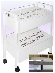 Microdermabrasion Trolley