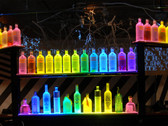 LED LIQUOR SHELVES SINGLE
