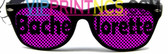BACHELORETTE CUSTOM WEDDING SUNGLASSES PB BBLOCK