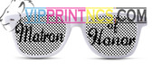 MATRON OF HONOR CUSTOM WEDDING SUNGLASSES LAUREN