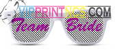 TEAM BRIDE CUSTOM WEDDING SUNGLASSES