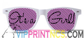 ITS A GIRL CUSTOM SUNGLASSES