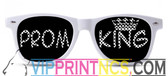 PROM QUEEN KING CUSTOM SUNGLASSES
