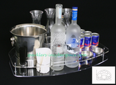 BOTTLE SERVING TRAY DELUX  NC