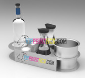 VIP Bottle Service Tray - Energy 3 - Serving Tray