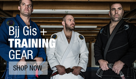 BJJ Gis and Training Gear