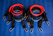 STRONG Resistance Bands - 6 PACK