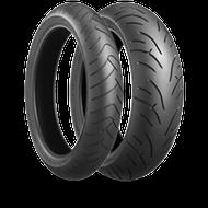Bridgestone BT023 12070ZR17/18055ZR17 PAIR