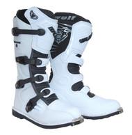 Wulfsport Trackstar Boots White