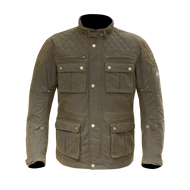Merlin Yoxall Wax Cotton Jacket