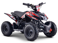Stomp AC/DC Electric ATV Red