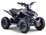 Stomp AC/DC Electric ATV Black