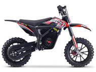 Stomp Wired Electric Pit Bike Red