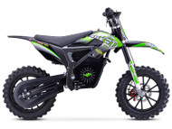 Stomp Wired Electric Pit Bike Neon Green