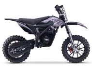 Stomp Wired Electric Pit Bike Black