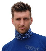 Wulfsport Neck Tube Blue