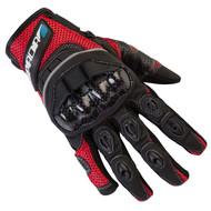 Spada MX Air Gloves Red
