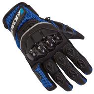 Spada MX Air Gloves Blue