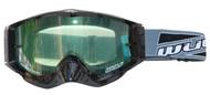 Wulfsport Goggles Black