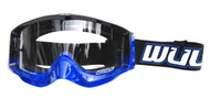 Wulfsport Goggles Blue
