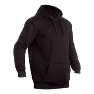 LINED WITH KEVLAR®, THE PULLOVER HOODIE IS THE ULTIMATE BLEND OF CASUAL COMFORT AND CE PROTECTION.