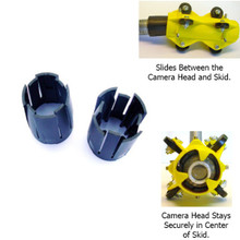 how to use Mini Roller Skid Adapter Sleeves