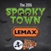Lemax Halloween SpookyTown
