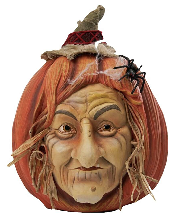 Katherine's Collection Wisteria Wildgrass Pumpkin 41cm