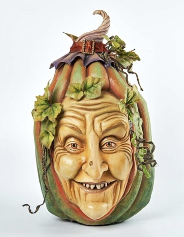 Katherine's Collection Willowmena Wanderweed Pumpkin 43cm