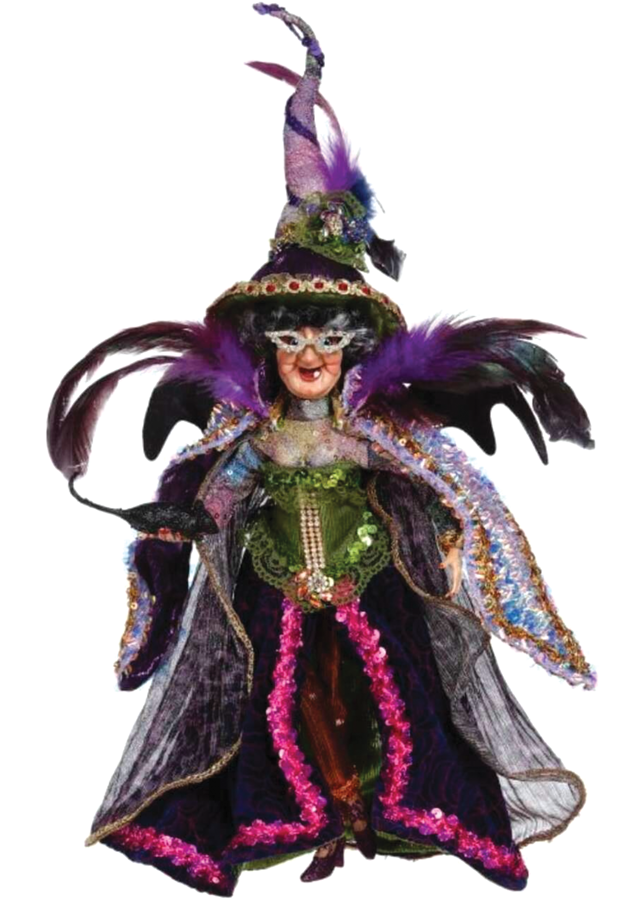 Mark Roberts Life of Luxury Witch 35.5cm